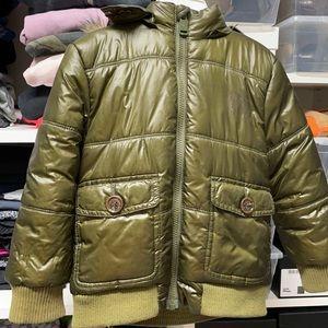 Boys Burberry winter jacket